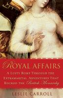 Royal Affairs Pdf