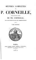 Oeuvres complètes de P. Corneille ebook