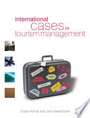 Cover of International Cases in Tourism Management