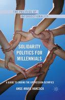 Solidarity Politics for Millennials