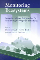 Monitoring Ecosystems