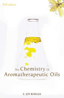 The Chemistry of Aromatherapeutic Oils Book