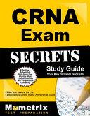 Crna Exam Secrets Study Guide