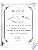 History of Herkimer County, N.Y.