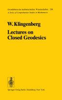 Lectures on Closed Geodesics Pdf/ePub eBook