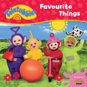 Teletubbies Tinky Winky Story Book