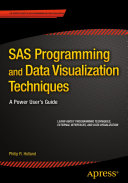 SAS Programming and Data Visualization Techniques
