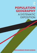 Population Geography Book