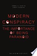 Modern Conspiracy Book