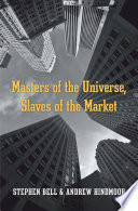 Masters Of The Universe Slaves Of The Market