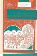 History of the Byzantine Empire  324   1453