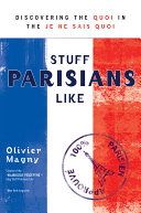 Pdf Stuff Parisians Like Telecharger