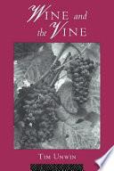 Wine and the Vine Book