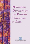 Migration  Development and Poverty Reduction in Asia