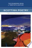 Edinburgh Book of Twentieth Century Scottish Poetry