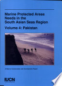 Marine Protected Area Needs in the South Asian Seas Region: Pakistan