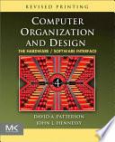 Computer Organization and Design