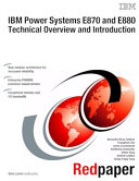 Pdf IBM Power Systems E870 and E880 Technical Overview and Introduction