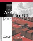 Web Project Management Book