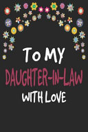 To My Daughter In Law with Love