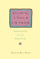 Becoming A Master Counselor