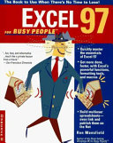 Excel 97 for Busy People