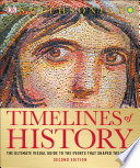 Timelines of History