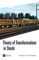 Theory Of Transformations In Steels Book PDF