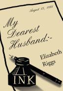 My Dearest Husband:- [Pdf/ePub] eBook