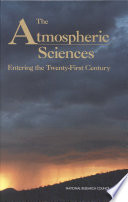 The Atmospheric Sciences