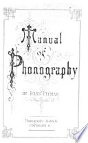 Manual of Phonography