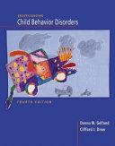 Understanding Child Behavior Disorders
