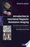 Introduction to Functional Magnetic Resonance Imaging