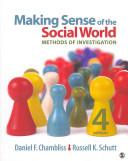 BUNDLE  Chambliss  Making Sense of the Social World 4e   Chambliss  Making Sense of the Social World Interactive eBook