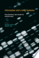 Information and living systems essays in philosophy of biology algae and particle removal in direct filtration of biesbosch water ihe thesis