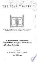The Pearly Gates By An Oxfordshire Village Elder H Mathews