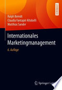 Internationales Marketingmanagement