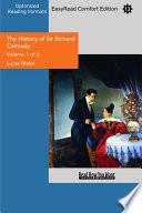 The History of Sir Richard Calmady (Volume 1 of 2) (EasyRead Comfort Edition)