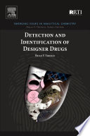 Detection and Identification of Designer Drugs Book