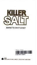 Killer Salt