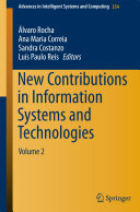 Pdf New Contributions in Information Systems and Technologies Telecharger