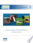 Evolution of Irrigation in South and Southeast Asia