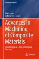 Advances in Machining of Composite Materials Book