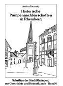 Historische Pumpennachbarschaften in Rheinberg