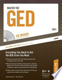 Master the GED 2011  w CD  Book