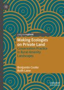 Making Ecologies on Private Land [Pdf/ePub] eBook