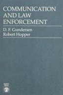 Communication and Law Enforcement