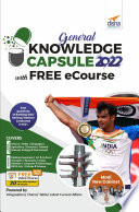 General Knowledge Capsule 2022 with FREE eCourse 6th Edition