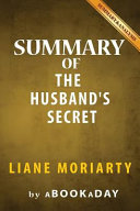 Summary Of The Husband S Secret Book