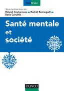 Pdf Santé mentale et société Telecharger